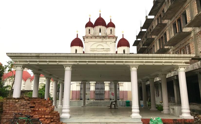 Joy Mitra Kali Bari,Baranagar