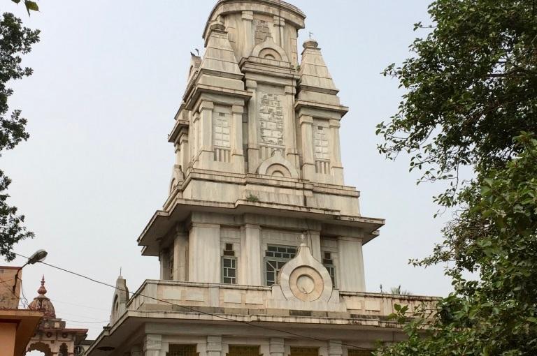 Shandeswartala Temple, Chinsurah