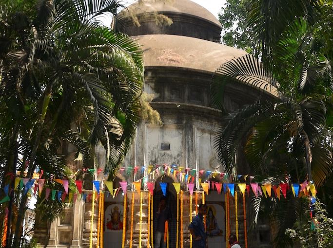 Bishnu Rameswar Shiv Mandir & four aatchalatemples