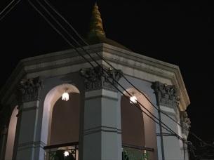Night view of Nahabatkhana