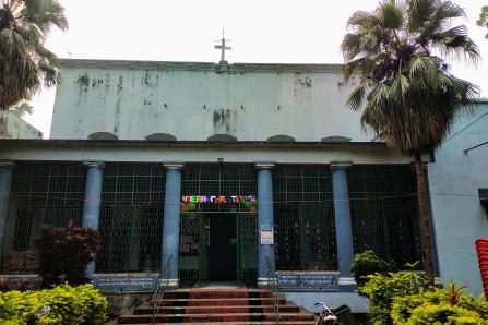 Serampore Johnnagar Baptist Church.