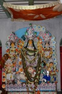 Durga Protima.