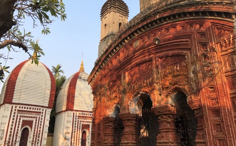 Temples of Surul,Birbhum