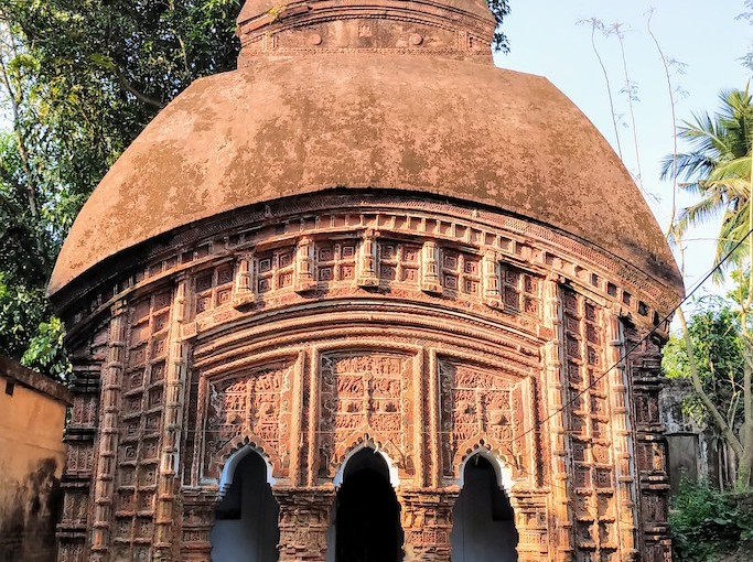 Dadhimadhav Temple, Amragiri,Howrah
