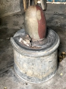 Shiva lingam.