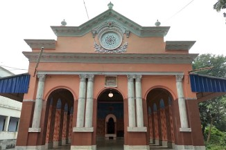 Temple of Radha-Ballav Jiu.