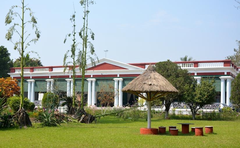 Balakhana Heritage Homestay, Maheshganj Estate,Nadia