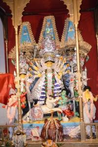 The Durga Idol.