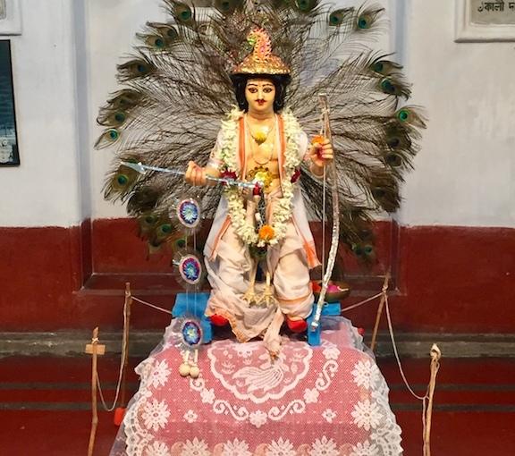 Century old Kartick Puja of HalderFamily