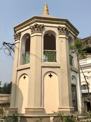 Renovated Nahabatkhana
