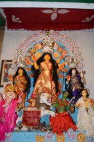 Protima of Chorbagan Chatterjee Bari.
