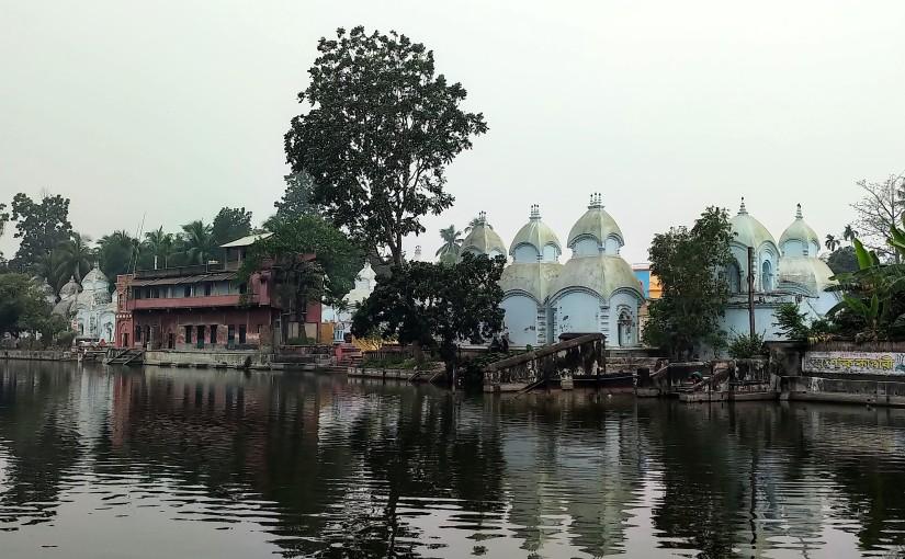 Temples of Joynagar