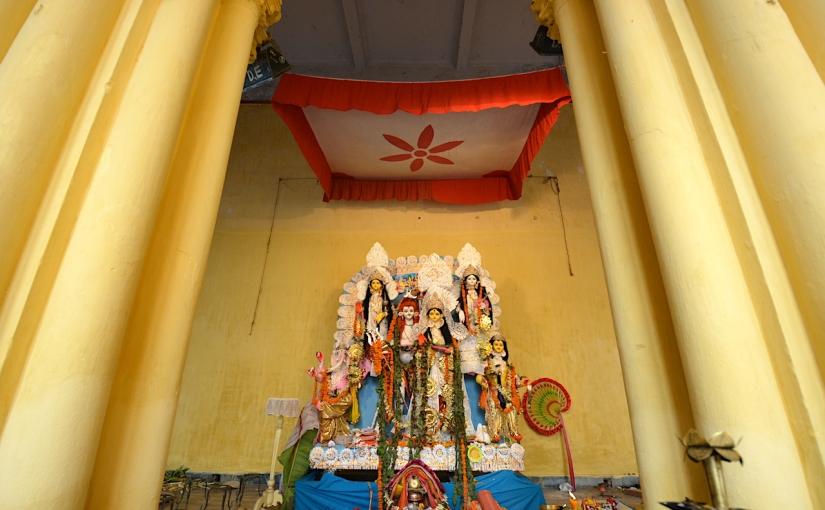 Durga Puja of 'bonedi' families ofChinsurah