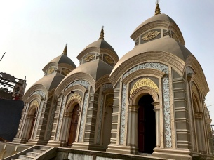 Renovated Shiv Mandir