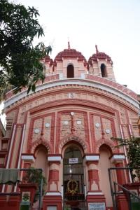 Pancha ratna temple.