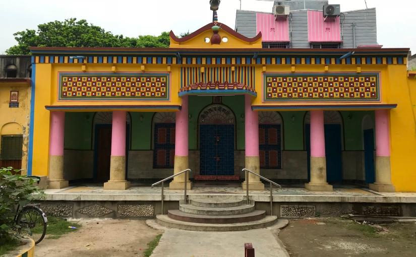 Siddheswari Kalibari, Kutighat