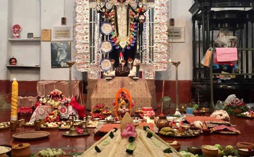 Kali Pujas ofKolkata