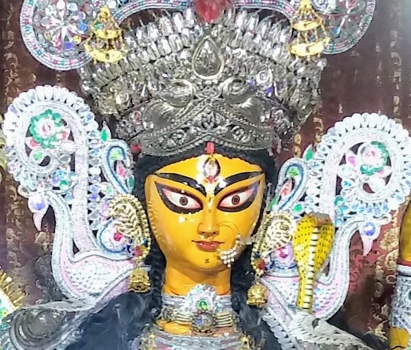 Jagaddhatri Mandir, Kolkata