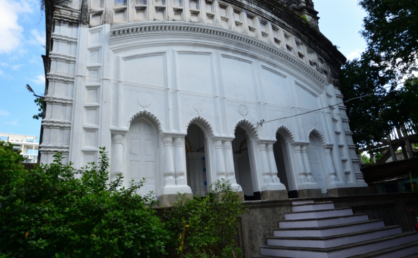 Radhakanta Temple, Mondal TempleLane