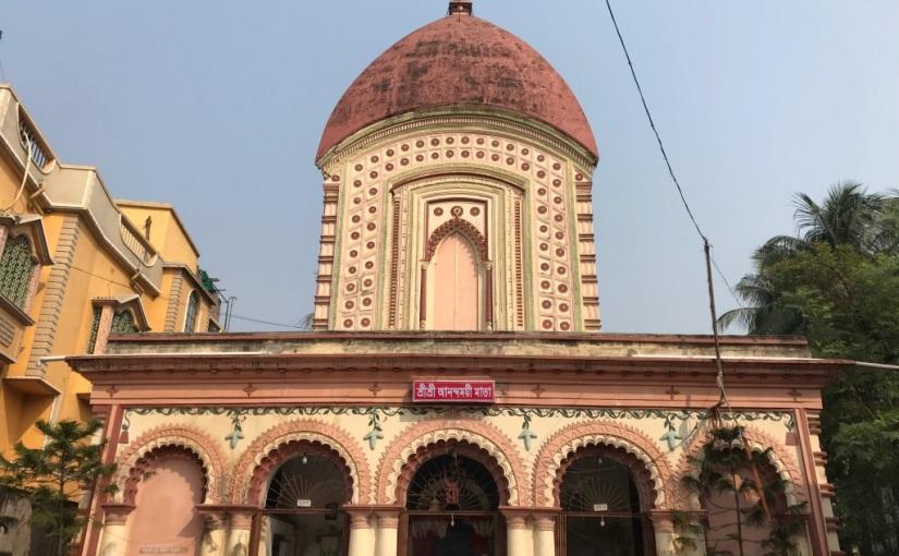 Anandamoyee Kali Temple,Krishnanagar