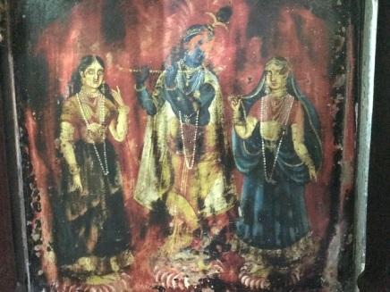 Panel: 1 on Rashmancha.