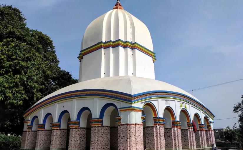 Temples of Patrasayer,Bankura