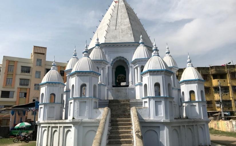 Shyamsundar Mandir, Khardah