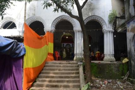 The Thakurdalan of Hathkhola Dutta family.