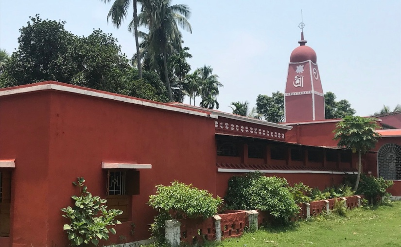 Nandadulal Jiu Temple,Saibon