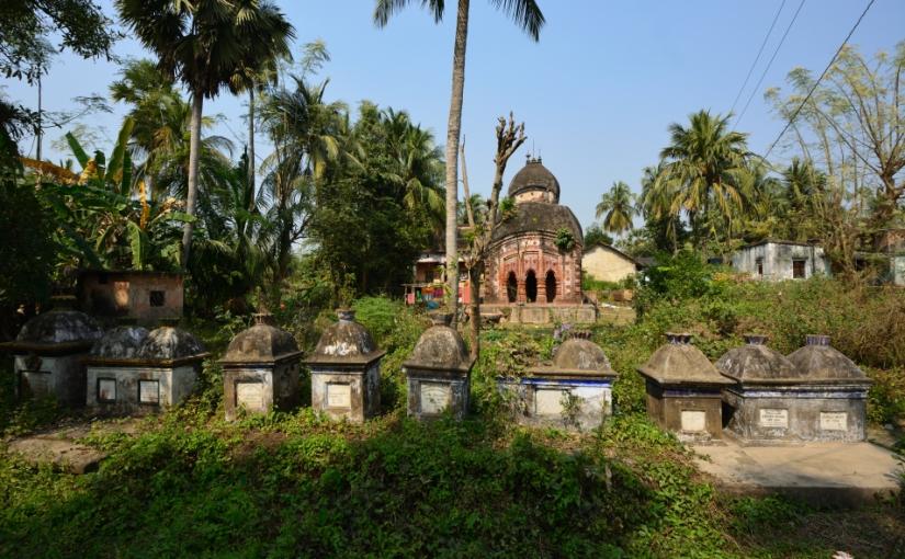 Temples of Jhikira,Howrah