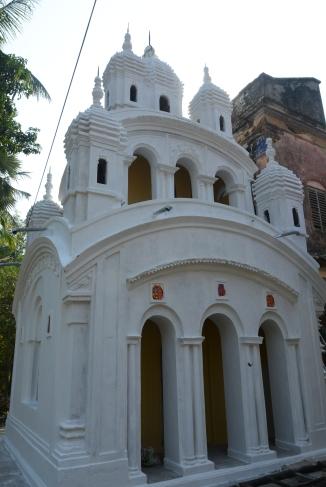 Temple of Sridhar Jiu