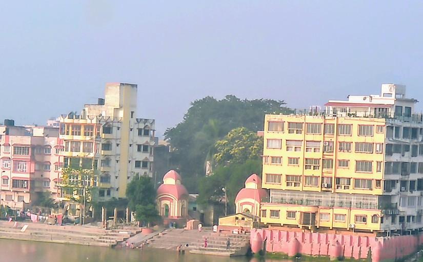 Twin Shiva Temples,Bally
