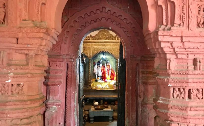 Radha Madhav Temple,Amadpur
