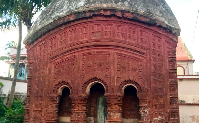 Madan Gopal Temple, Amadpur, PurbaBardhaman