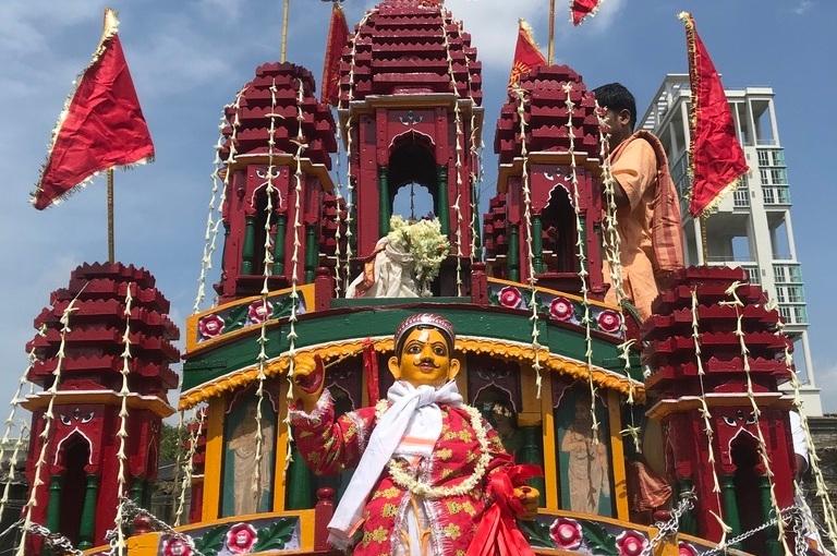 Rathayatra of ChotoRashbari