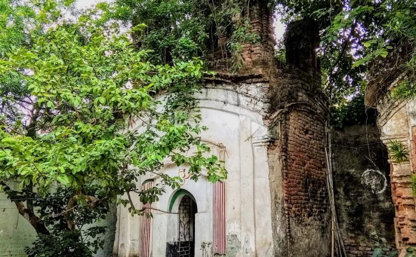 Abandoned Temple of RadhaGobinda