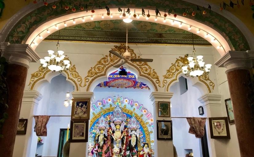 Durga Puja of Jorasanka DawnBari