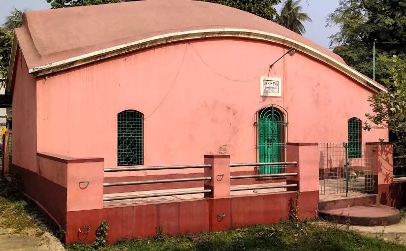 Nanda Nandan Temple,Chandannagar
