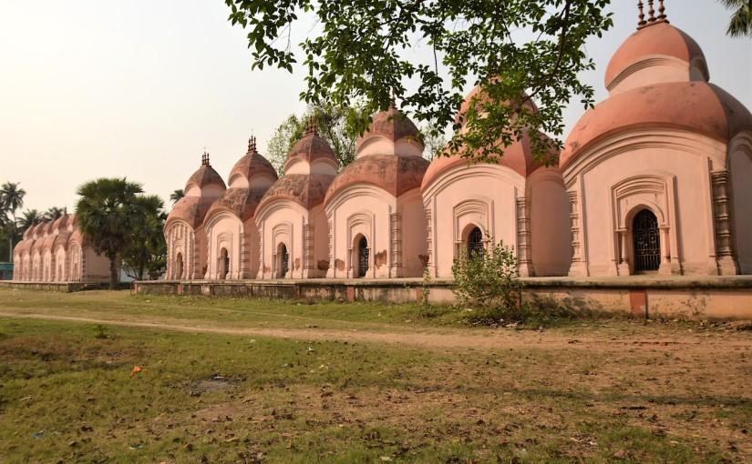 Temples of Baksa,Hooghly