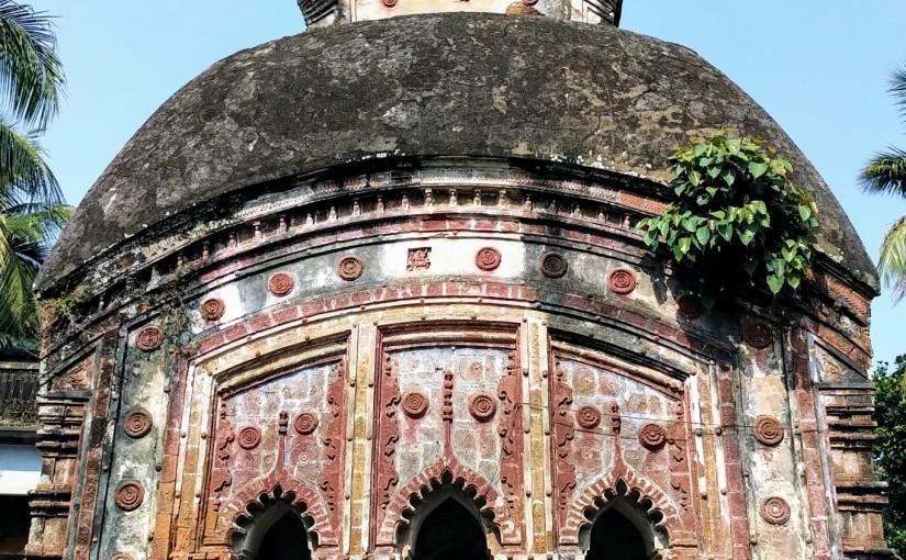 Shyamsundar Temple, Jhikira,Howrah