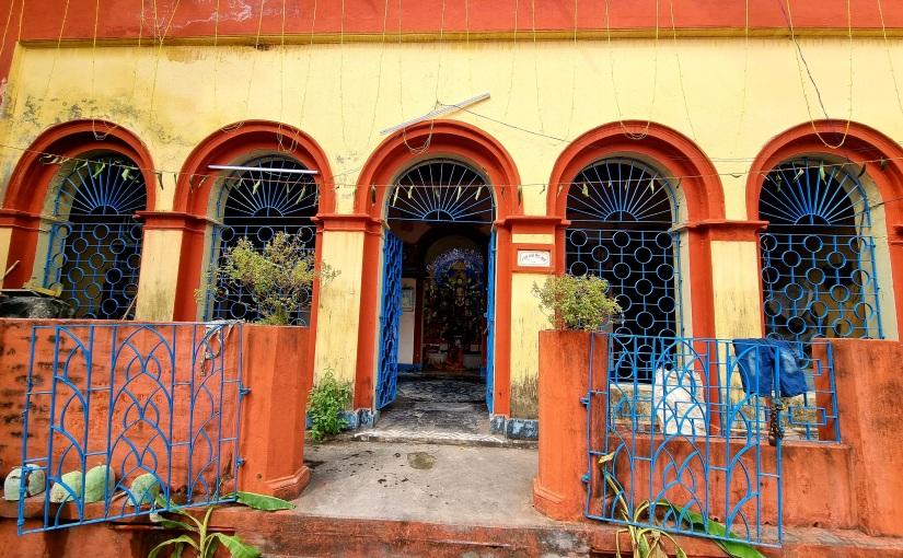Household Durga Pujas inKonnagar